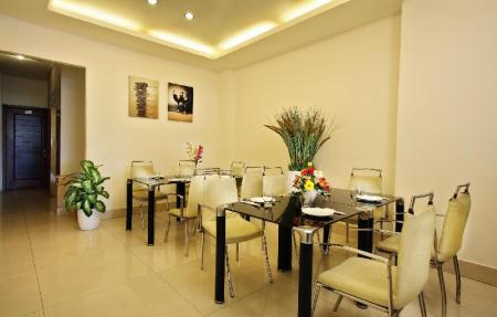 On-site restaurant A&Em 150 Le Thanh Ton Hotel