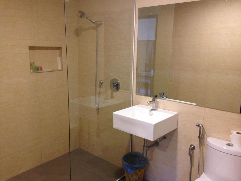 best price on century hotel kota kinabalu in kota kinabalu reviews - Bathroom Accessories Kota Kinabalu