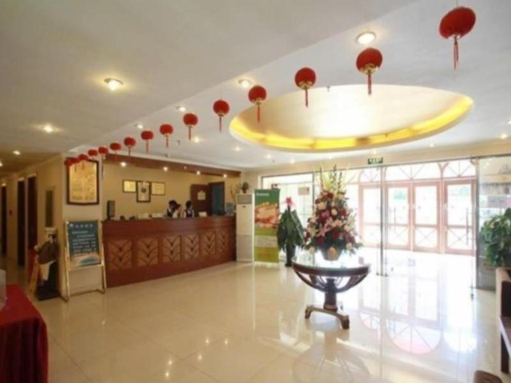 Green Tree Inn Beijing National Stadium Hotel In China