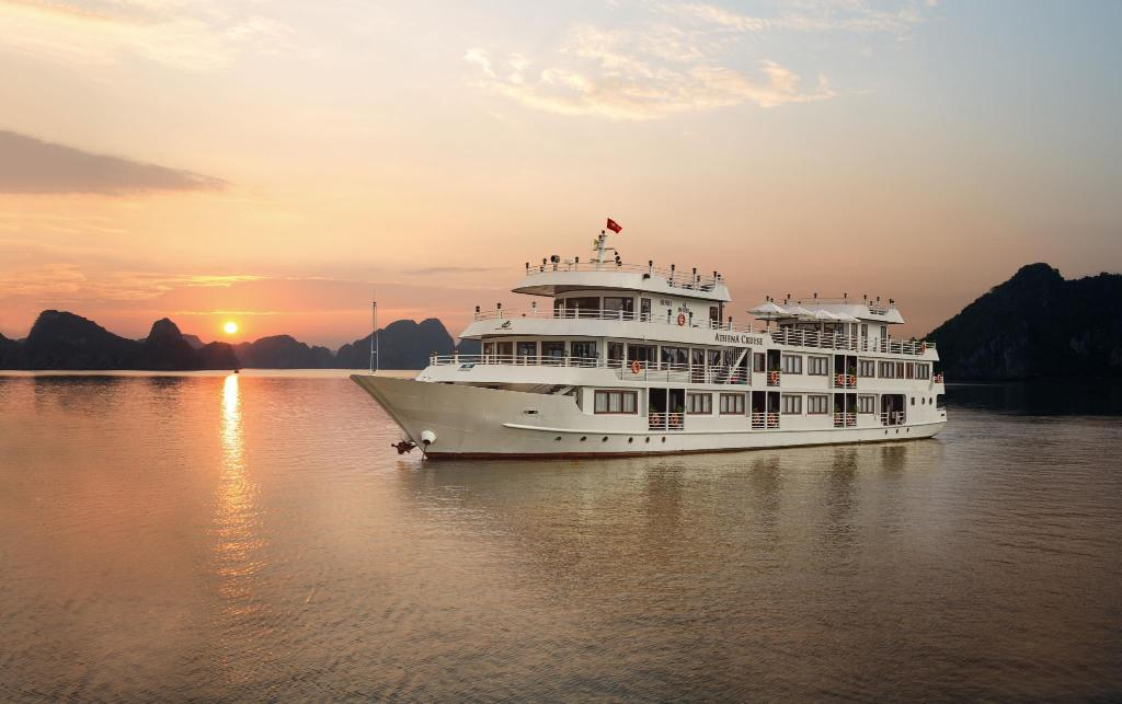 More about Halong Athena Cruise