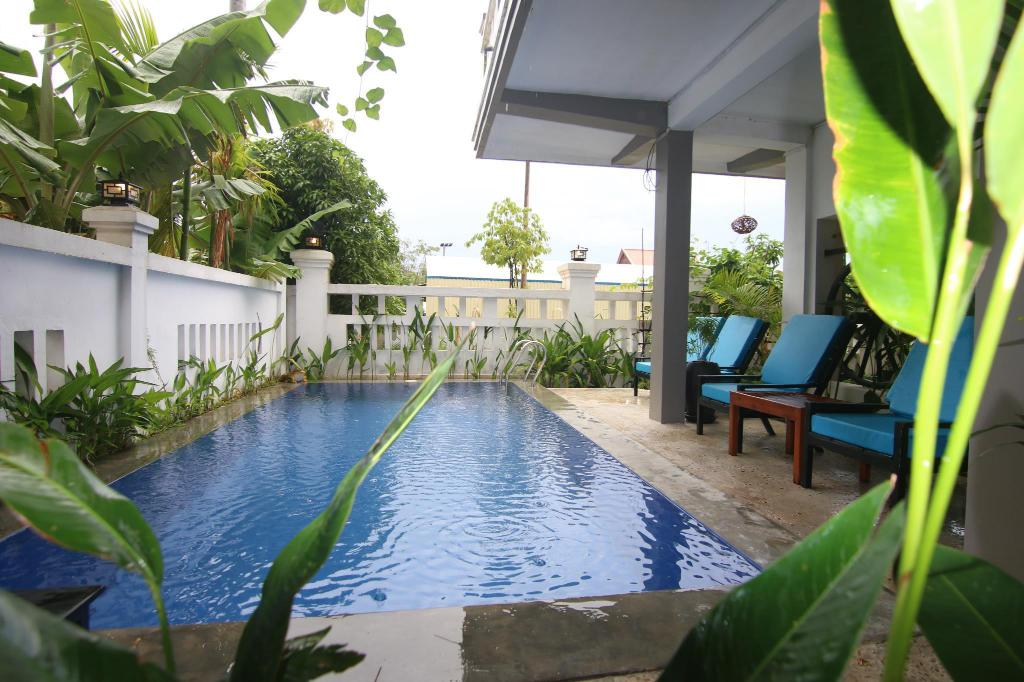 Swimming pool [outdoor] Chan Angkor Boutique
