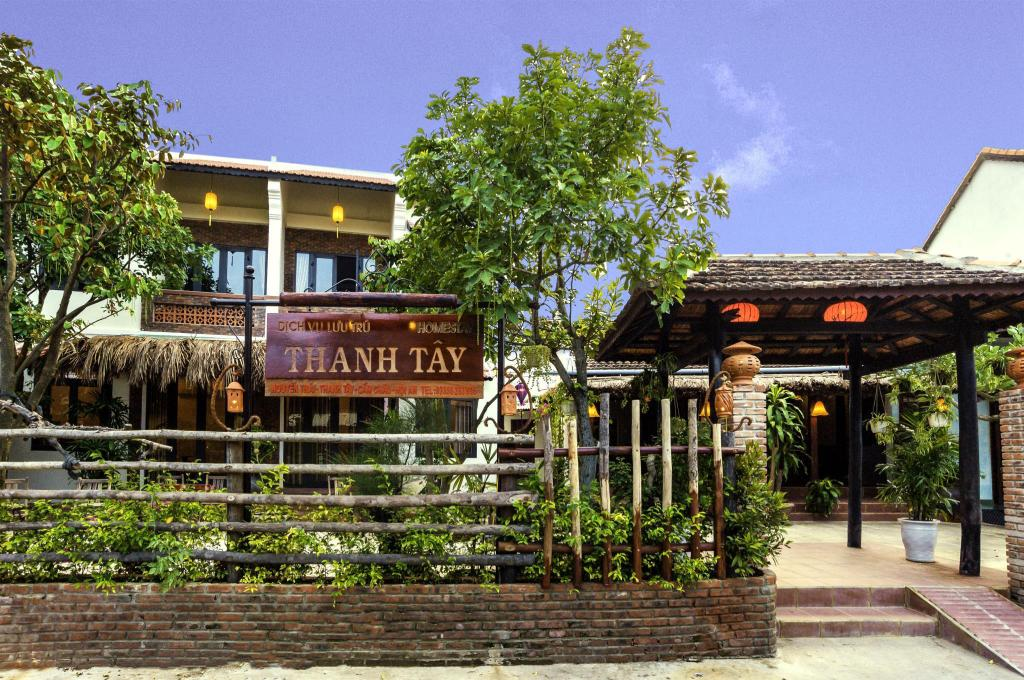 会安谭泰家庭旅馆-格林西 (Thanh Tay Homestay Hoi An (Green West))