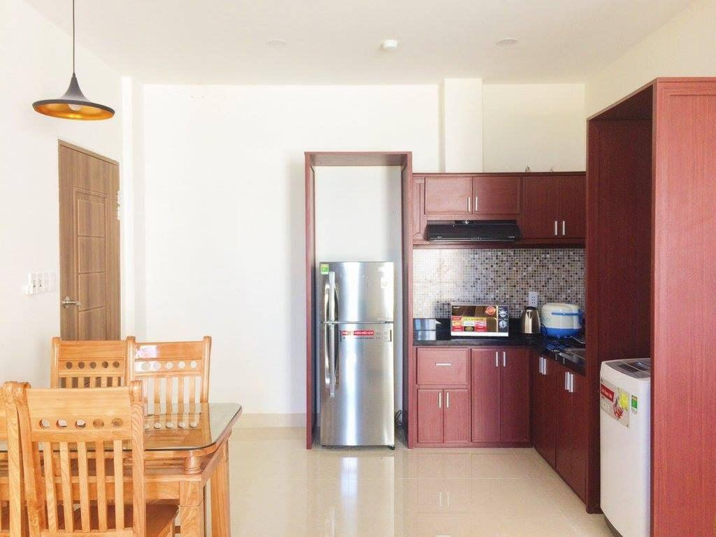 Kitchen One Bedroom Apartment 1- Mango Pine