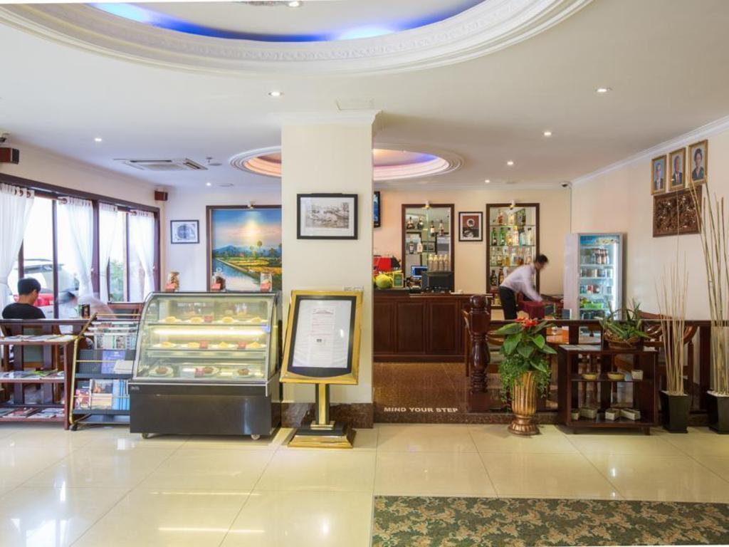 Das Cardamom Hotel Apartment In Phnom Penh Buchen