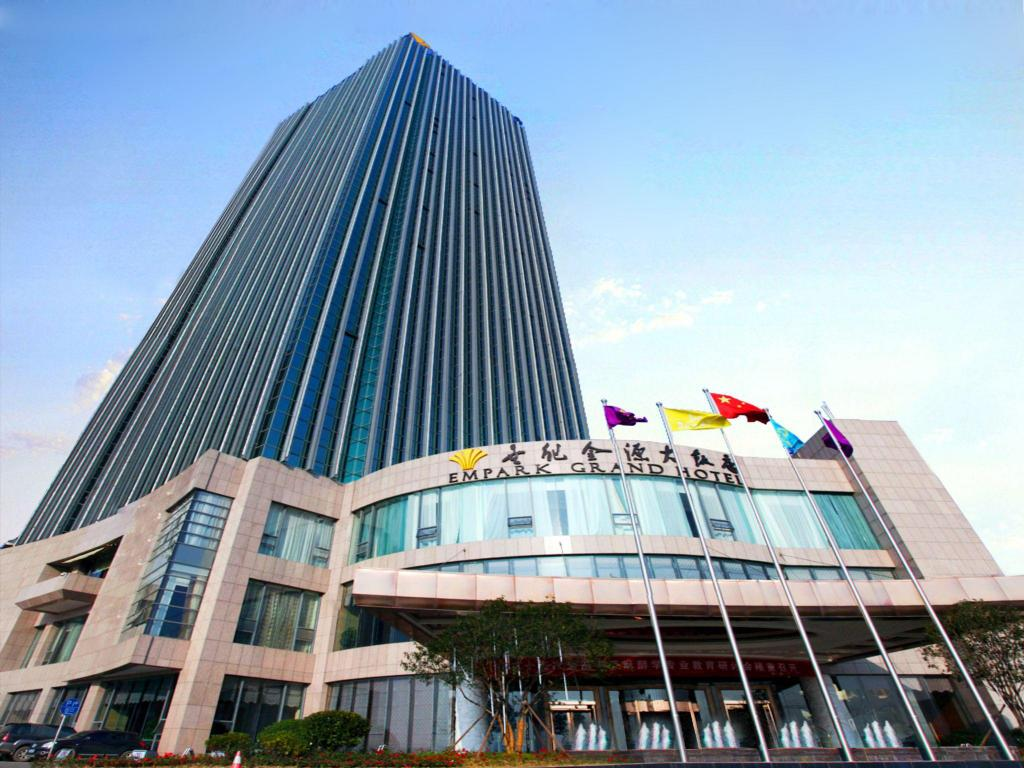 More About Empark Grand Changsha Hotel