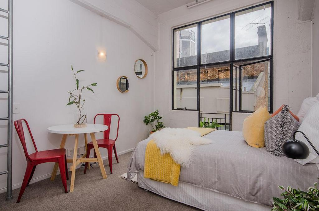 Guestroom Stylish studio in the heart of Auckland City