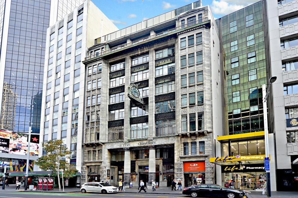 Hotellbygg Historic Haven on Lower Queen St