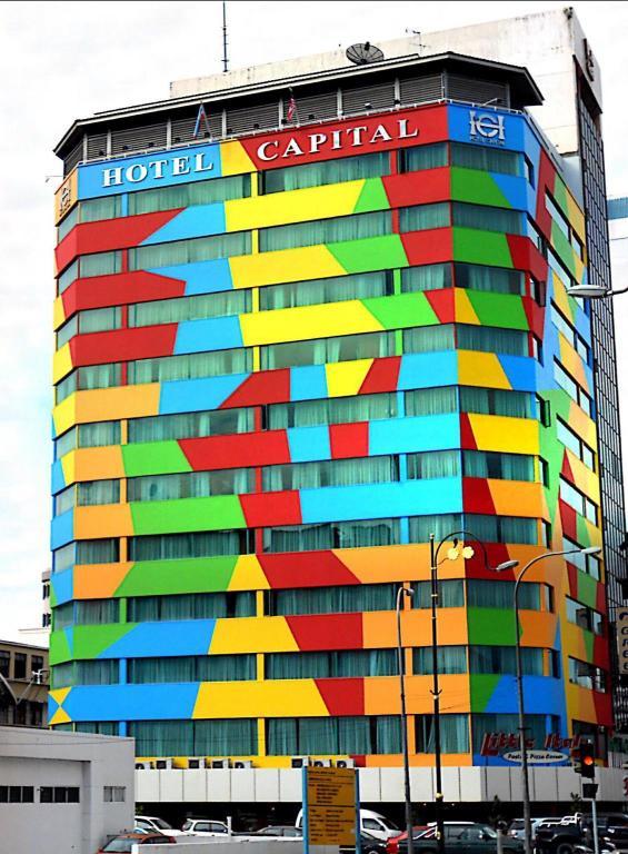 Hotel Capital Kota Kinabalu in Malaysia - Room Deals, Photos