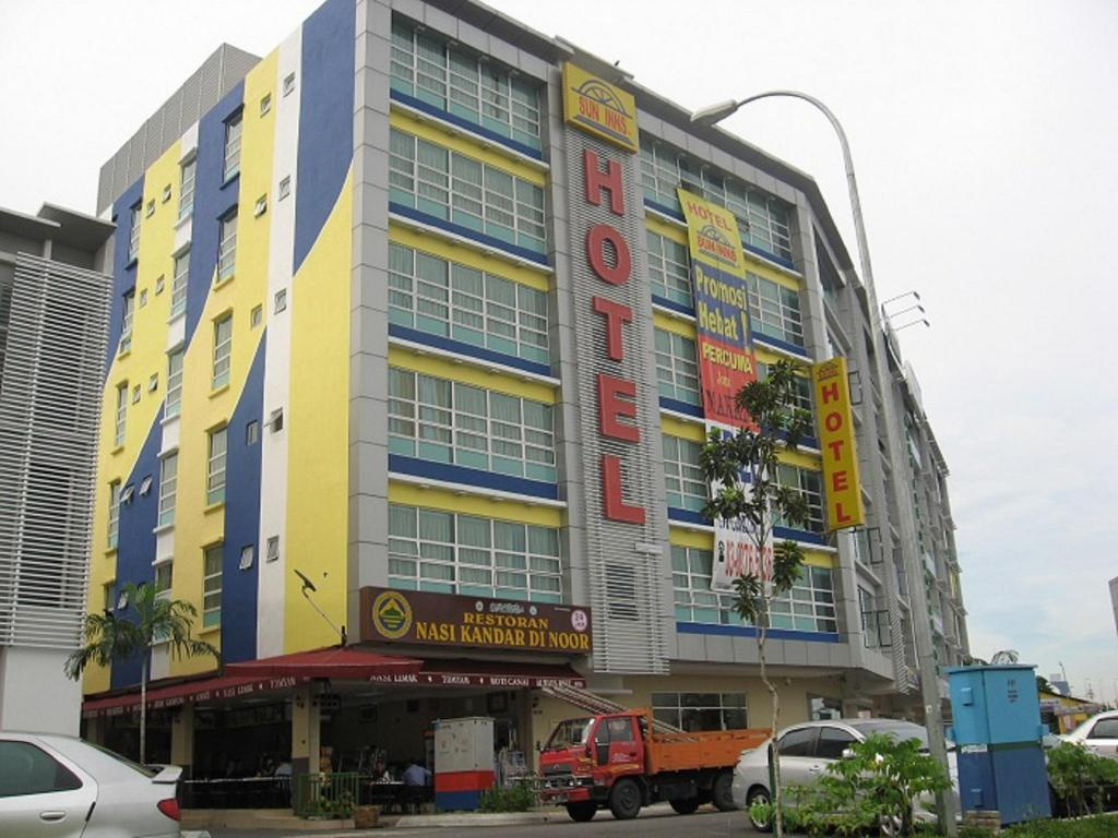More about Sun Inns Puchong
