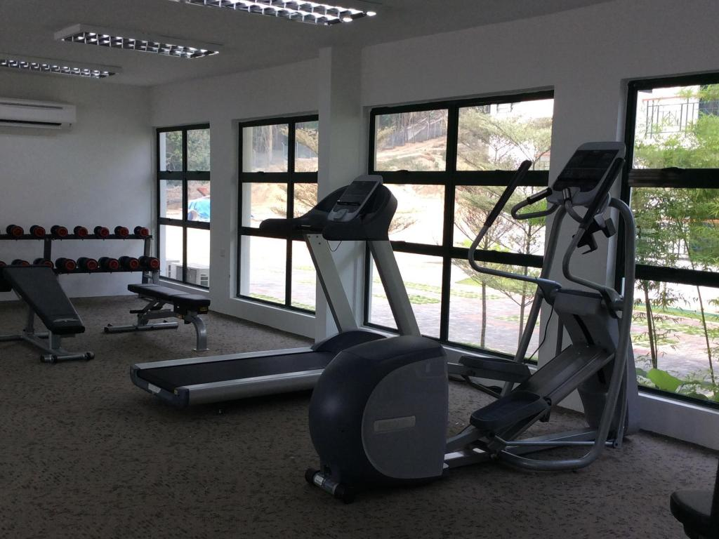 Fitness center Residence Inn Cherating