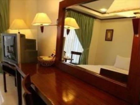 Interior view Soledad Suites