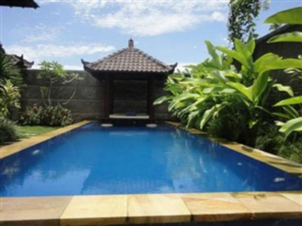 Swimming pool Villa Nian Luxury Villa & Spa