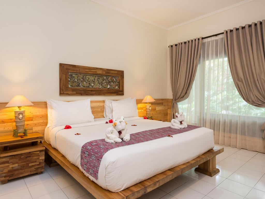 Quarto Superior Sri Ratih Cottages