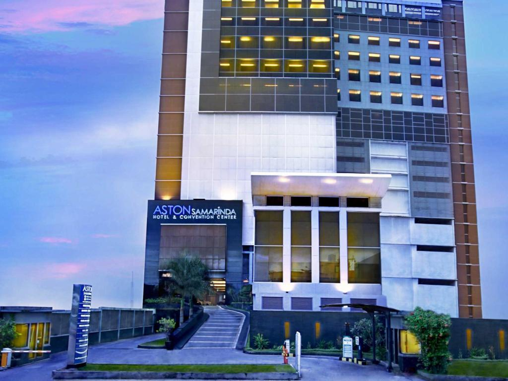 More about Aston Samarinda Hotel