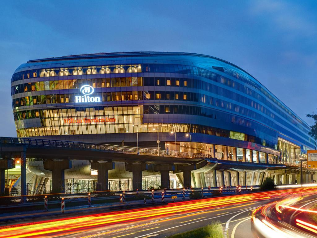 More about Hilton Frankfurt Airport