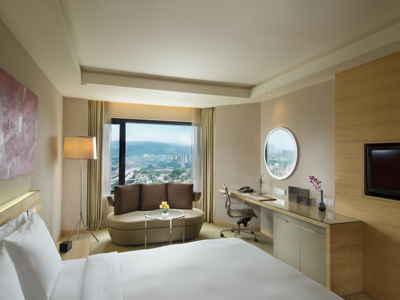 Deluxe Δωμάτιο με King Size Κρεβάτι (1 King Bed Deluxe Room)