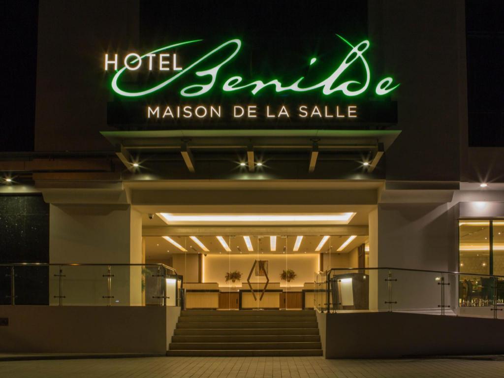 Best price on hotel benilde maison de la salle in manila for Hotel maison