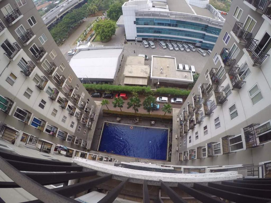 צפו בכל 6 התמונות Sunter Park View 2BR Apartment BA1205 by Apartmurah