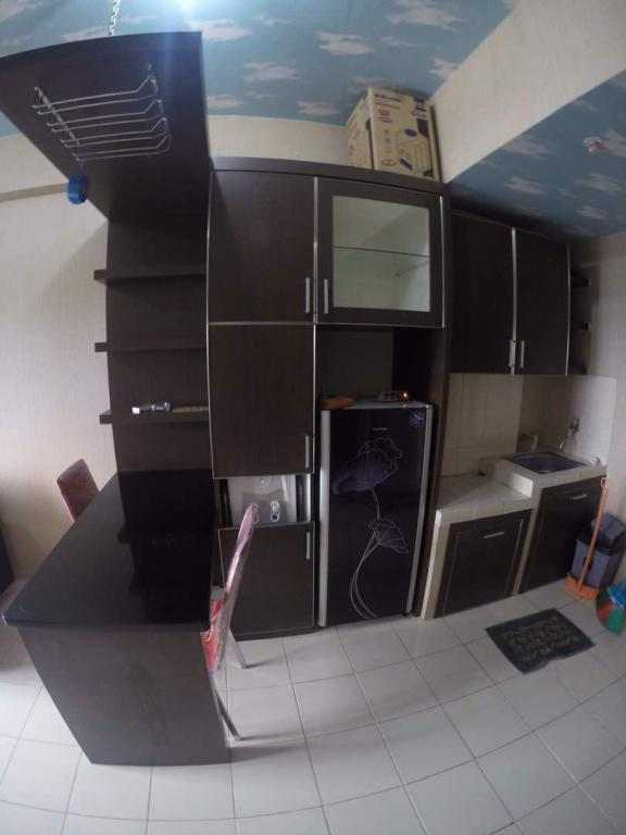 Interior view Sunter Park View 2BR Apartment BA1205 by Apartmurah