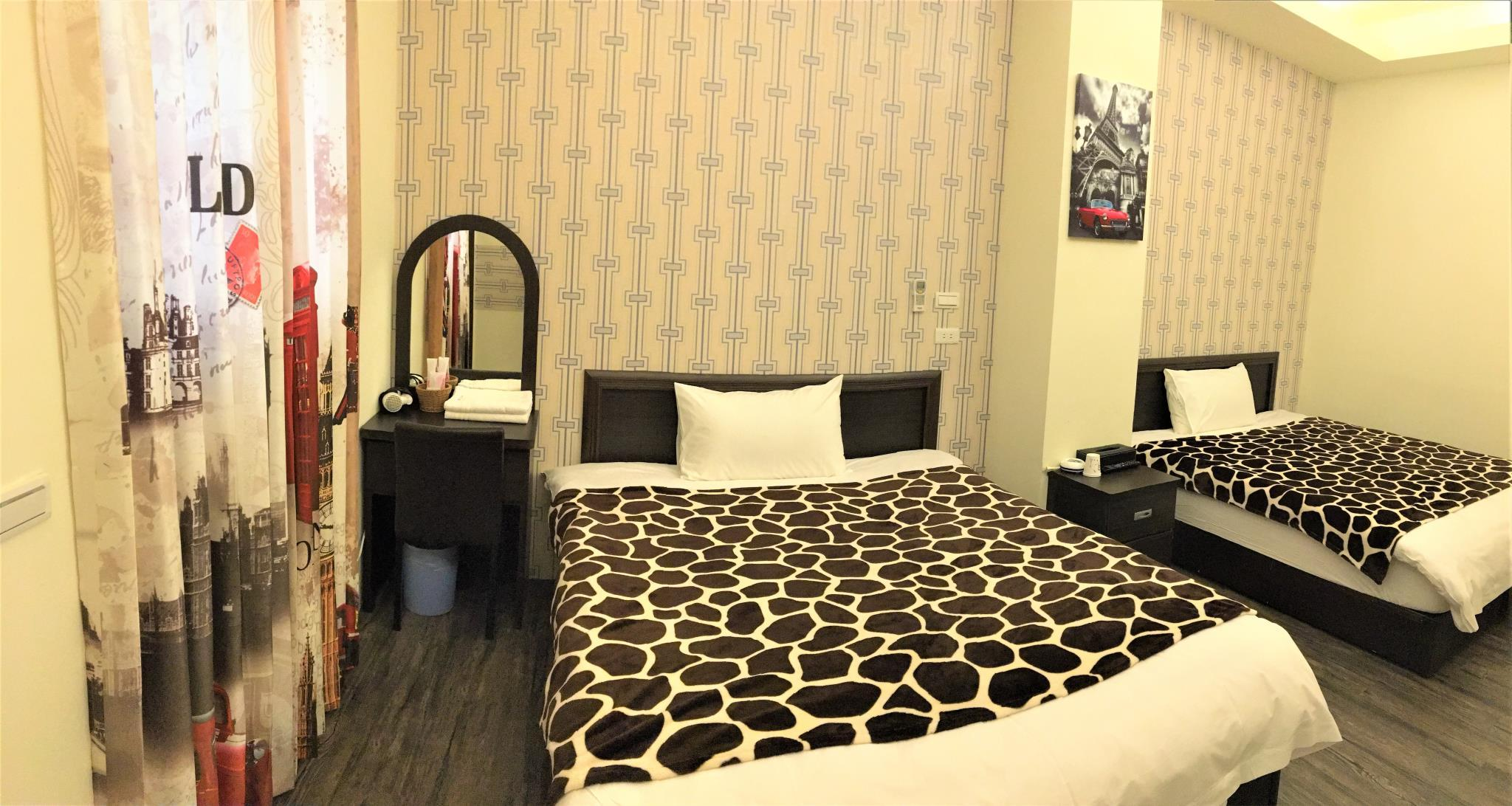 חדר מיני זוגי (Mini Double Room)