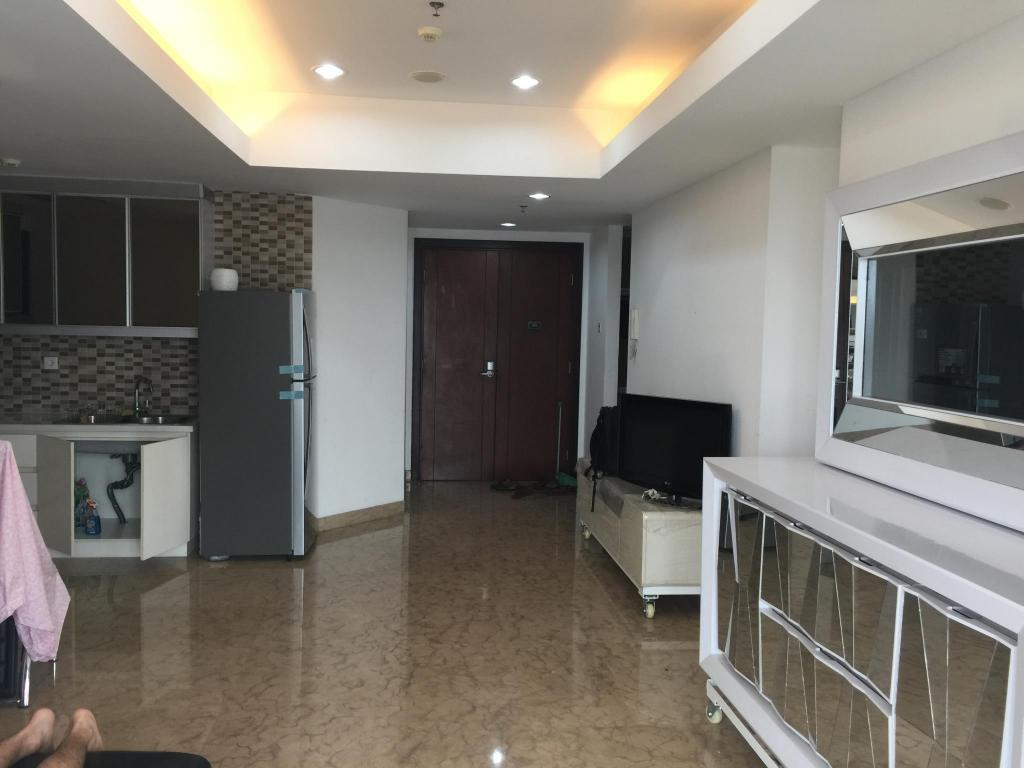 入口 Deluxe Apartment for Rent (Spring Hills Residence)