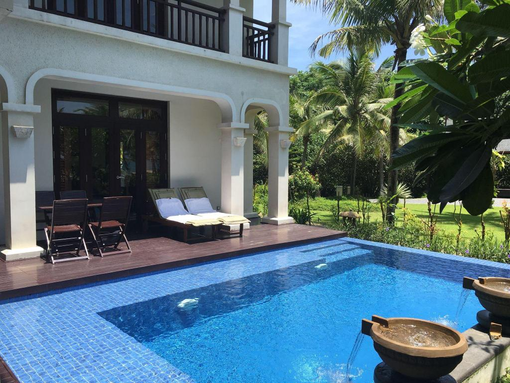 泳池 3 bedrooms Pearl Luxury 5 stars villa