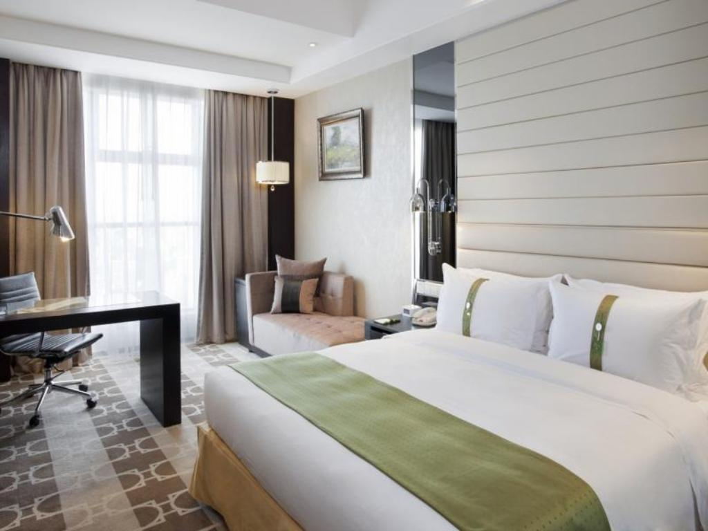 豪華客房 北京方恒假日酒店 (Holiday Inn Beijing Focus Square)