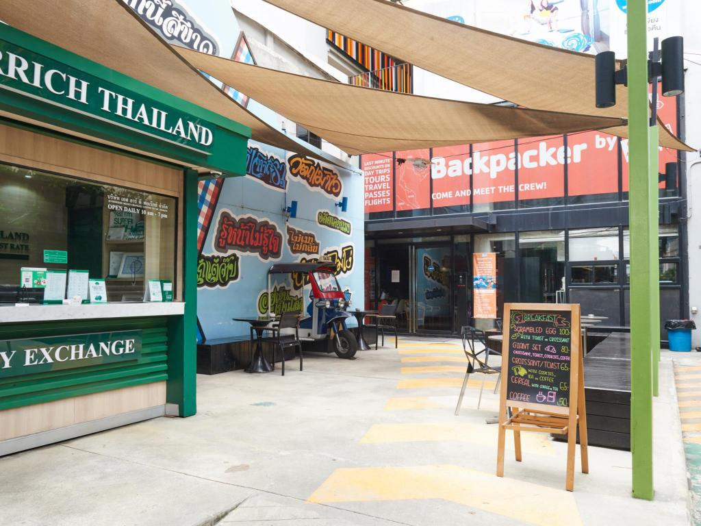 More about Lub d Bangkok Siam Hostel