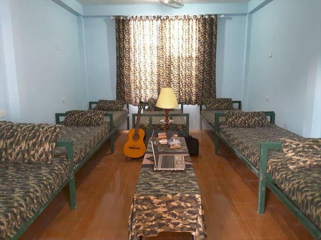 Army Barracks Hostel in Vang Vieng - Room Deals, Photos & Reviews