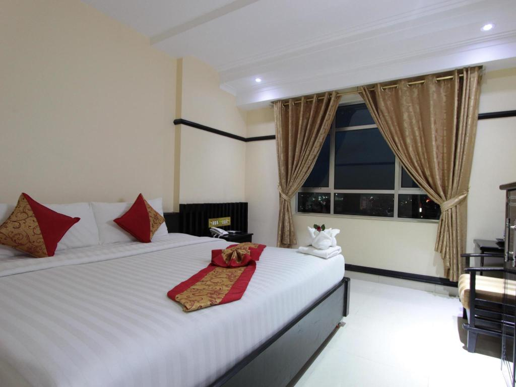 Deluxe Double City View - Bed Salita Hotel