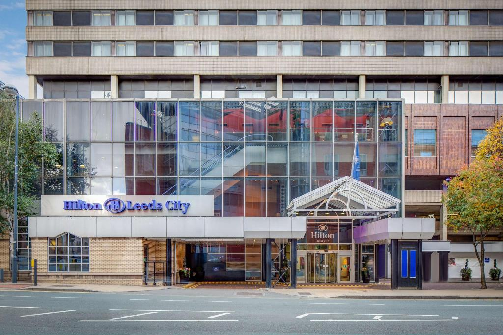 More about Hilton Leeds City Hotel