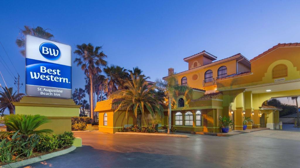 More About Best Western St Augustine Beach Inn