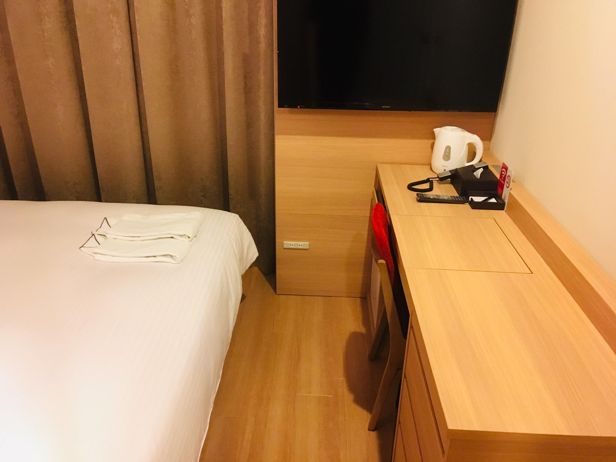標準雙人房-禁煙 (Standard Double Room Non-Smoking)