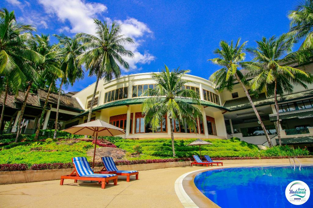 More about Grand Andaman Hotel