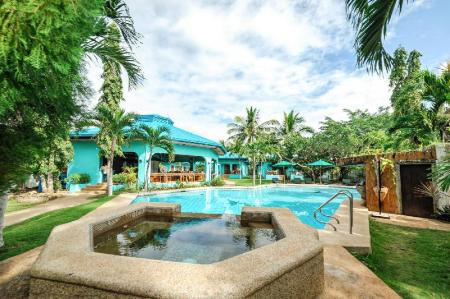 Swimming pool [outdoor] Bohol Sea Resort