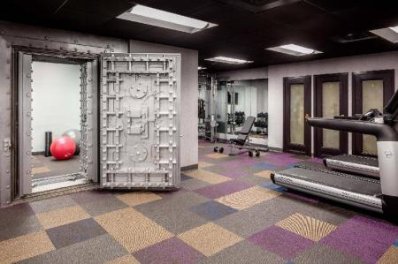 centru de fitness Aloft Philadelphia Downtown