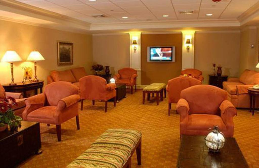 Lobby Rockville Centre Inn