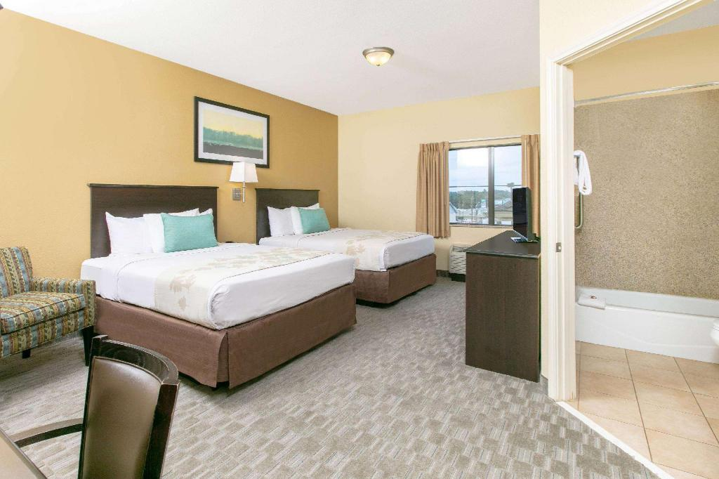 2 Queen Beds, Mobility Accessible Studio Suite, Non-Smoking - Suite room