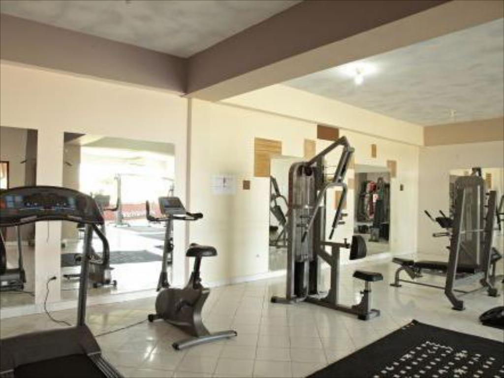 fitness centrum The Three Corners Sea Beach Resort