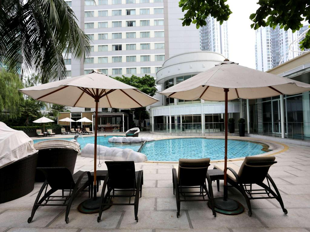 Swimming pool [outdoor] Wyndham Casablanca Jakarta