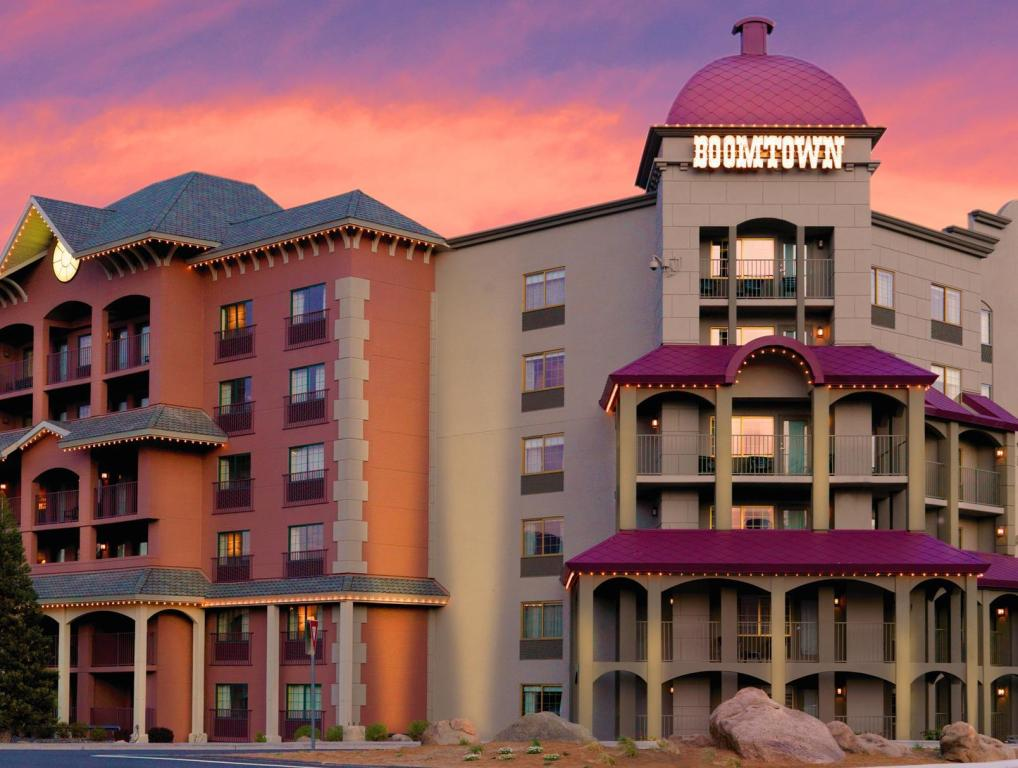 More About Best Western Plus Boomtown Hotel
