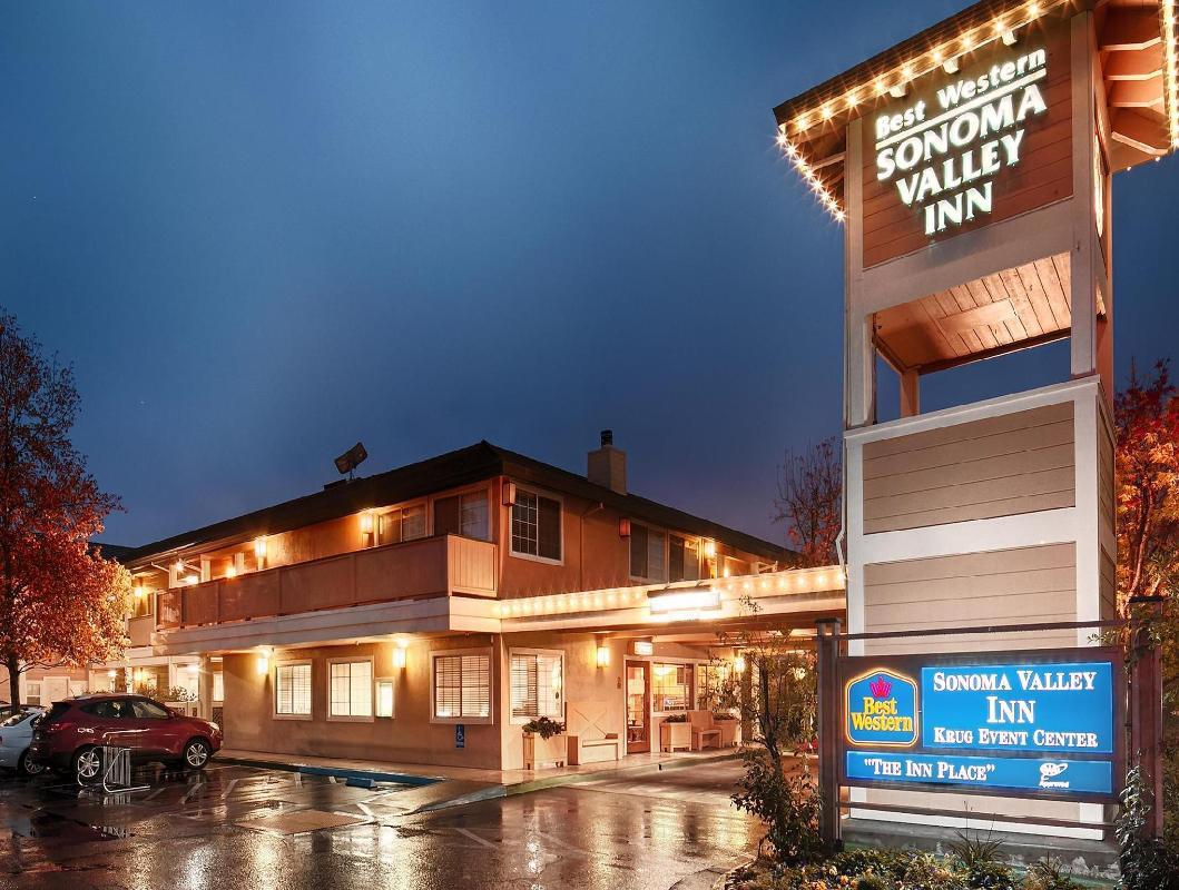 Best Western Hotel Ojai Ca