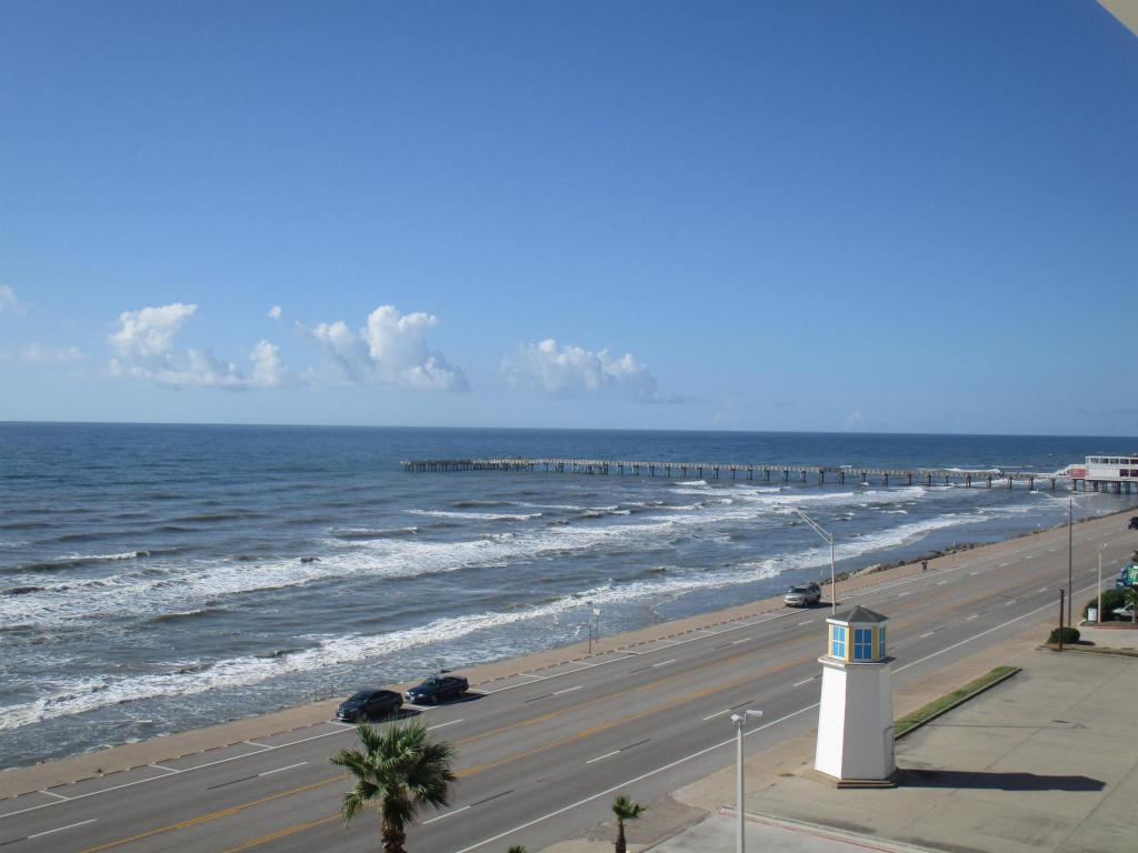 плаж Best Western Plus Galveston Suites