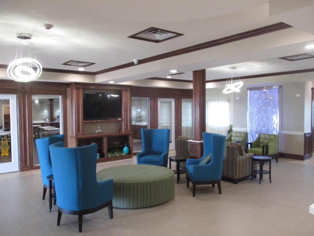 Интериор на хотела Best Western Plus Galveston Suites