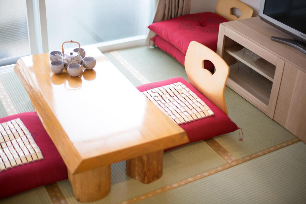 Jason House cozy comfortable and bright apartment in Tokyo