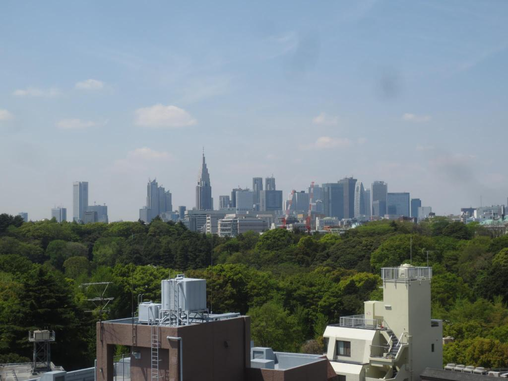 Výhled Akasaka Lux Studio with Stunning View A