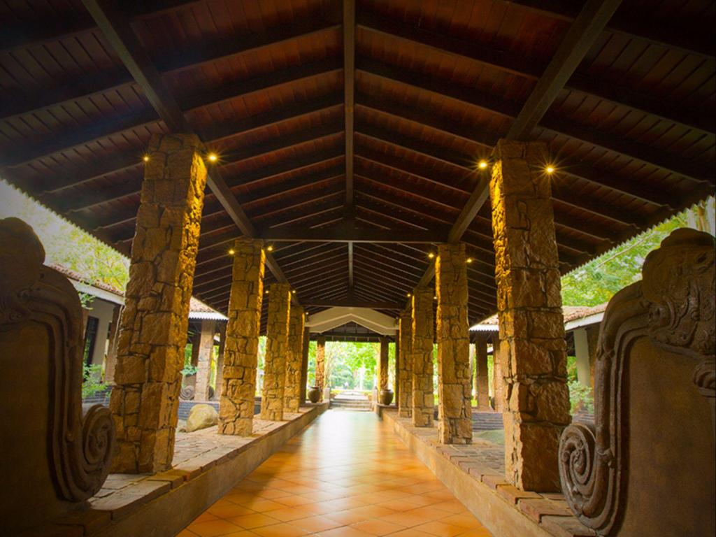 Palm Garden Village Hotel in Anuradhapura - Room Deals, Photos & Reviews