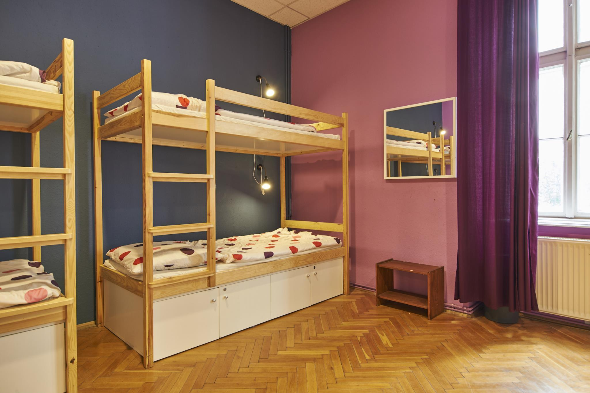 10-Bed Dormitory - Female Only