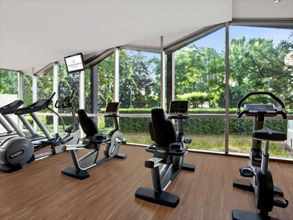 Fitness center InterContinental Frankfurt