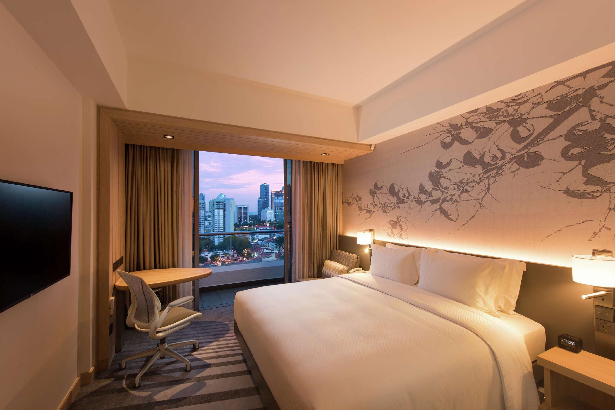 Hilton Garden Inn Singapore Serangoon Sg Clean Certified Hotel Deals Photos Reviews